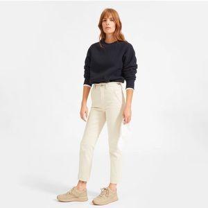 NWT Everlane ReNew Fleece Oversized Sweatshirt